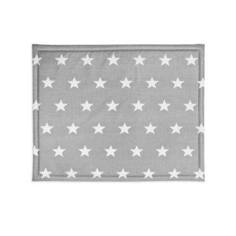 Playmat Little Stars Grey