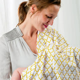 Lodger Multi Cloth Swaddler Yellow