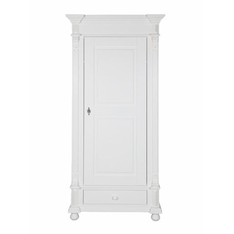 Chalk White Wardrobe