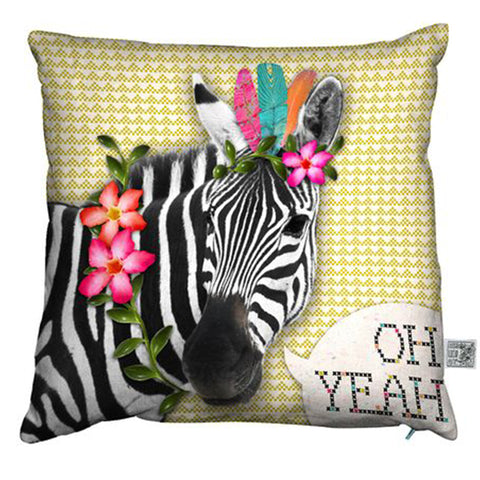 Cushion 45/45 Zebra