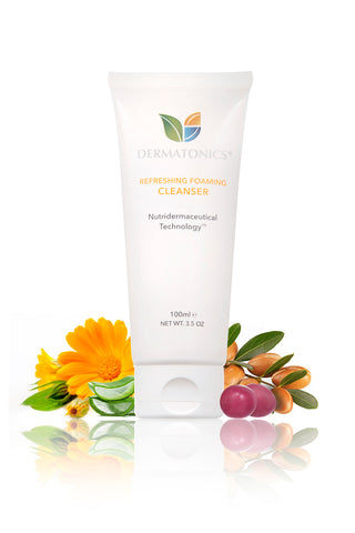 Refreshing Foaming Gel Cleanser