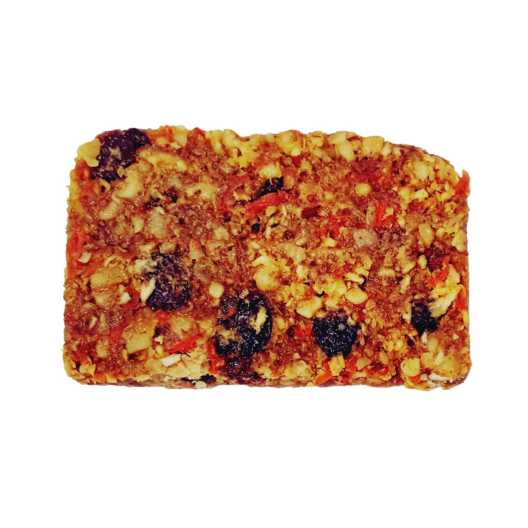 SUPERFOOD CARROT CAKE BAR