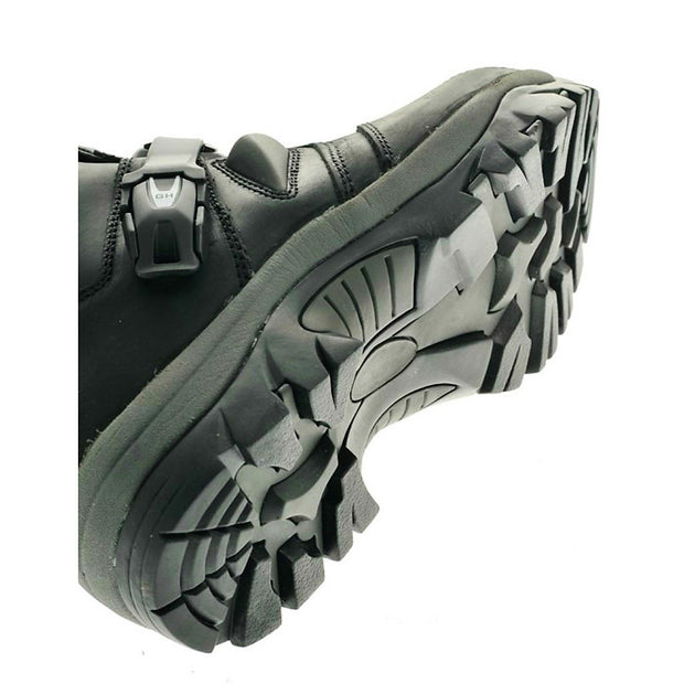 Forma Adventure Low motorcycle boots black sole