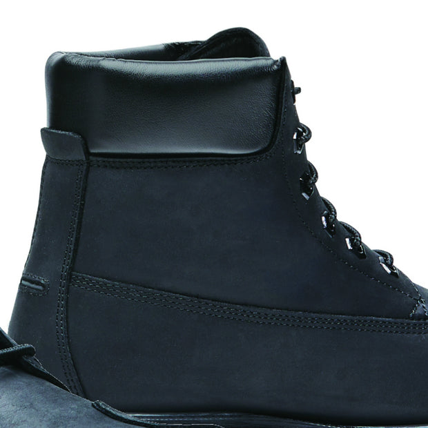 Forma Elite urban motorcycle boots black inside ankle protection