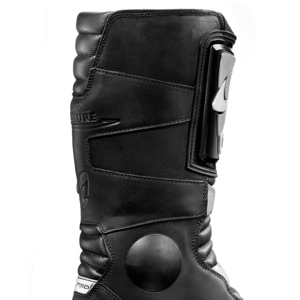 Forma Adventure motorcycle boots black inside