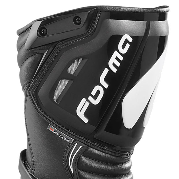 Forma Freccia Dry motorcycle boots, black, shin