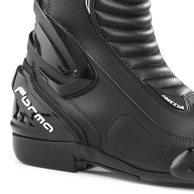 Forma Freccia Dry motorcycle boots, black, ankle