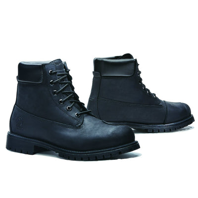 Forma Elite urban motorcycle boots black