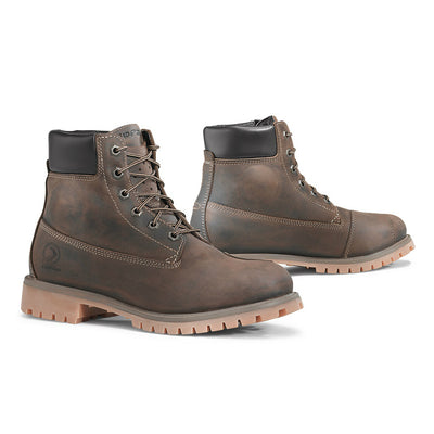 Forma motorcycle boots, elite urban brown