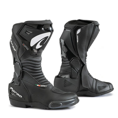 Forma Hornet Dry motorcycle boots black