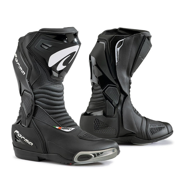 Forma Hornet motorcycle boots black