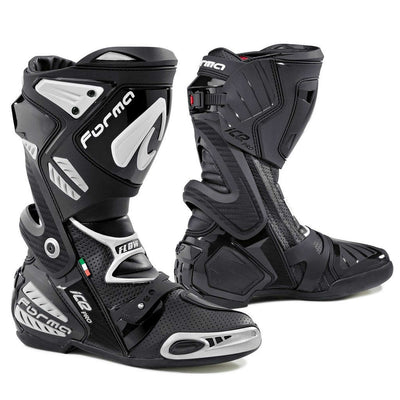 Forma Ice Pro Flow motorcycle boots black