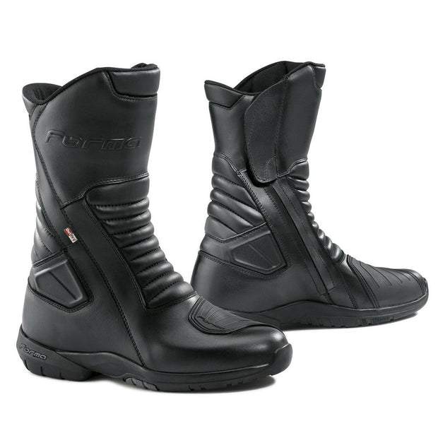 Forma Jasper motorcycle boots, black