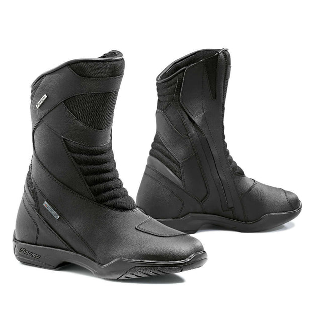 Forma Nero motorcycle boots, black,