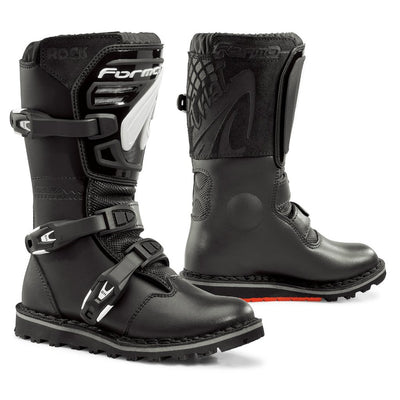 Forma Rock motorcycle boots youth kids trials
