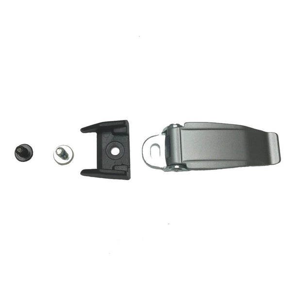 ALLOY BUCKLE (EACH) - SILVER