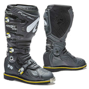 Forma Terrain TX Enduro motorcycle boots, grey black