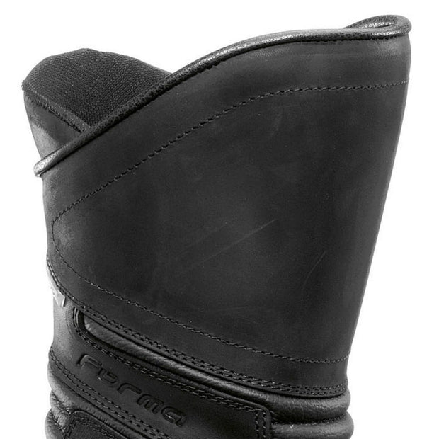 Forma Voyage motorcycle boots shin protection