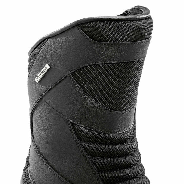 Forma Nero motorcycle boots, black, shin