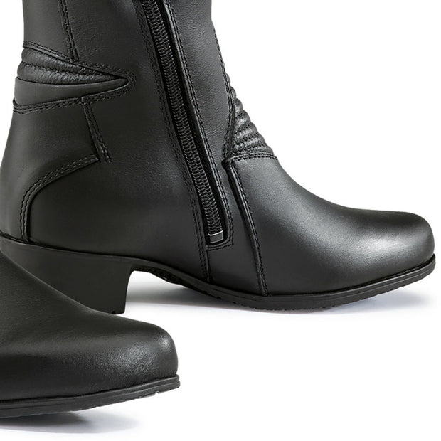 forma ruby womens motorcycle boots toe protection