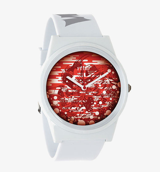 Flud Watch White