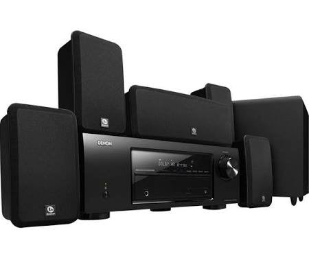 DHT Home Theater System