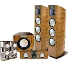 Palladium Home Theater System