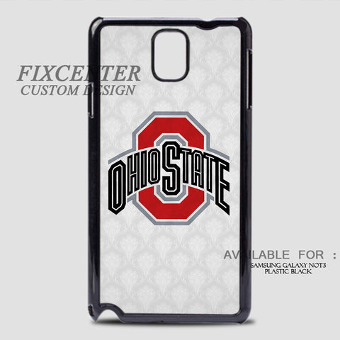 OHIO STATE LOGO - Samsung Galaxy Note 3 Case Black, Samsung Galaxy Note 3 Case - fixcenters, fixcenters  - 1