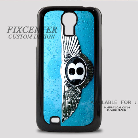 BENTLEY - Samsung Galaxy S4 Case Plastic / Black, Samsung Galaxy S4 Case - fixcenters, fixcenters  - 1