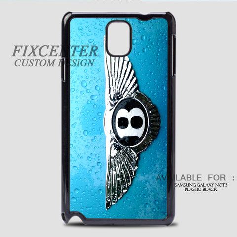 BENTLEY - Samsung Galaxy Note 3 Case Black, Samsung Galaxy Note 3 Case - fixcenters, fixcenters  - 1