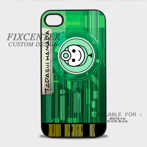 BAYMAX Chip - iPhone 4/4S Case Plastic / Black, iPhone 4/4S Case - fixcenters, fixcenters  - 1