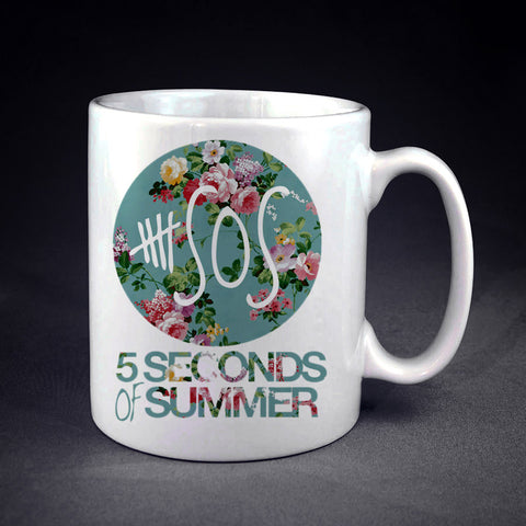 5 Seconds Of Summer Personalized mug/cup , mug / cup - fixcenters, fixcenters  - 1