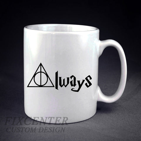 Always Harry Potter Personalized mug/cup , mug / cup - fixcenters, fixcenters  - 1