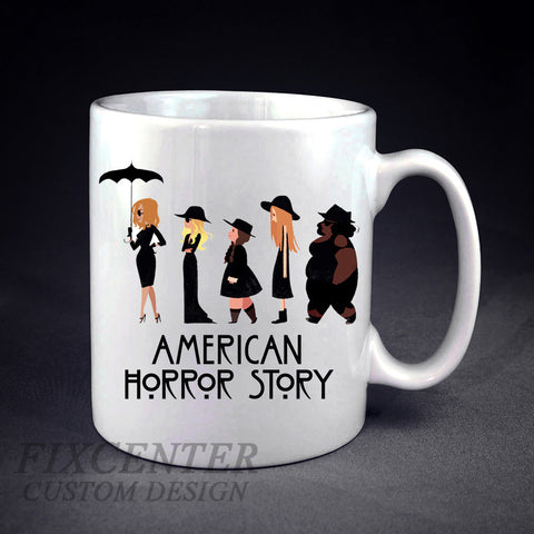 American Horror Story Coven Personalized mug/cup , mug / cup - fixcenters, fixcenters  - 1