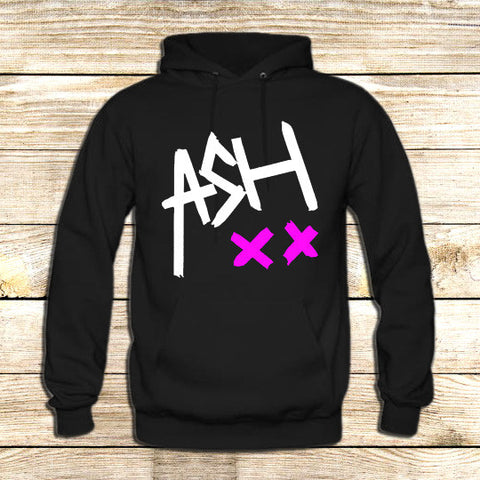 Ashton irwin ash xx 5 seconds on Hoodie Jacket XS / Black, hoodie - fixcenters, fixcenters  - 1