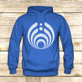 Bassnectar on Hoodie Jacket XS / Blue, hoodie - fixcenters, fixcenters  - 2