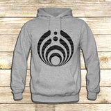 Bassnectar on Hoodie Jacket XS / Grey, hoodie - fixcenters, fixcenters  - 3