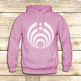 Bassnectar on Hoodie Jacket XS / Pink, hoodie - fixcenters, fixcenters  - 4