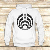 Bassnectar on Hoodie Jacket XS / White, hoodie - fixcenters, fixcenters  - 6