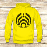 Bassnectar on Hoodie Jacket XS / Yellow, hoodie - fixcenters, fixcenters  - 7