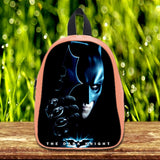 Batman The DarkKnight cute Pre-School Backpack - School Bag Small (S) / Light Salmon, School Bag - fixcenters, fixcenters  - 3