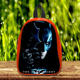 Batman The DarkKnight cute Pre-School Backpack - School Bag Small (S) / Red, School Bag - fixcenters, fixcenters  - 4