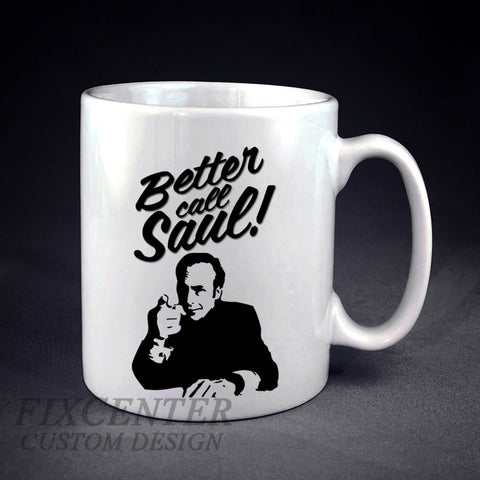 Breaking Bad Call Saul Personalized mug/cup , mug / cup - fixcenters, fixcenters  - 1
