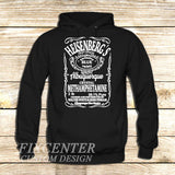 Breaking Bad HEisenbergs on Hoodie Jacket XS / Black, hoodie - fixcenters, fixcenters  - 1