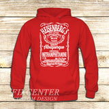 Breaking Bad HEisenbergs on Hoodie Jacket XS / Red, hoodie - fixcenters, fixcenters  - 5