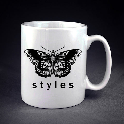 Butterfly Tattoo Style Personalized mug/cup , mug / cup - fixcenters, fixcenters  - 1