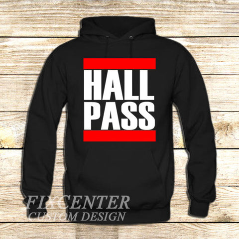 Cameron Dallas Magcon Boys Nash Grier Hall Pass on Hoodie Jacket XS / Black, hoodie - fixcenters, fixcenters  - 1