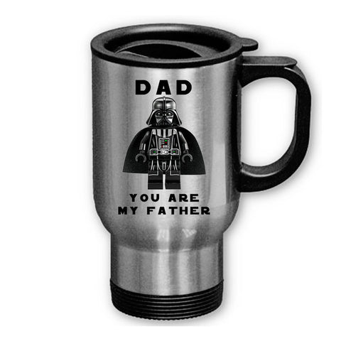 Dad You Are My Father on Travel Mug , Travel Mug - fixcenters, fixcenters