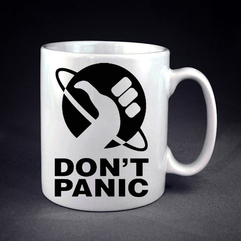 Dont Panic Personalized mug/cup , mug / cup - fixcenters, fixcenters  - 1
