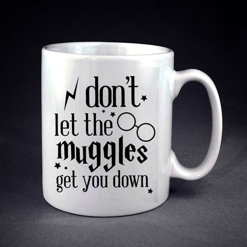 Everyday Im Mugglin Harry Potter Personalized mug/cup , mug / cup - fixcenters, fixcenters  - 1